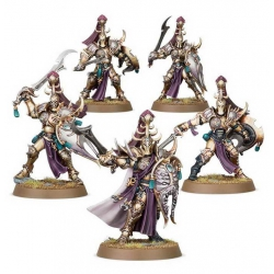 AoS: Hedonites of Slaanesh Myrmidesh Painbringers (83-90)