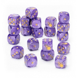 Hedonites of Slaanesh Dice (83-94)