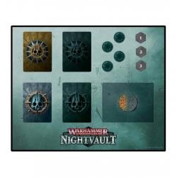 WH UNDERWORLDS: NIGHTVAULT PLAYMAT (110-40)