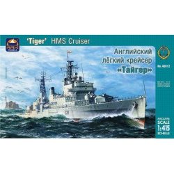 "Английский лёгкий крейсер ""Тайгер"" (40012)"