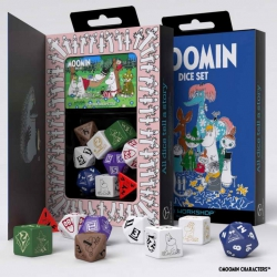 Moomin Dice Set (SMOM99)