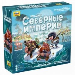 """Настольная игра: """"Поселенцы. Северные империи"""" (8735)"""