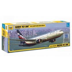 Civil airliner Boeing 767-300 (7005)