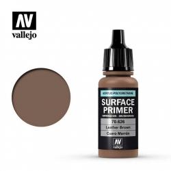 Акриловый грунт - полиуретановый / Коричневая кожа, 17 мл (70626)