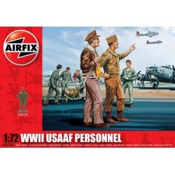 WW2 Американские летчики 1:72