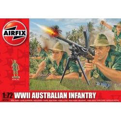 WW2 Австралийская пехота 1:72