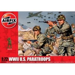 WW2 Парашютисты (США) 1:72
