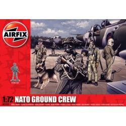 Наземная команда НАТО 1:72