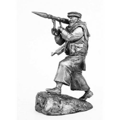 Mujahid with RPG. Afghanistan (765)