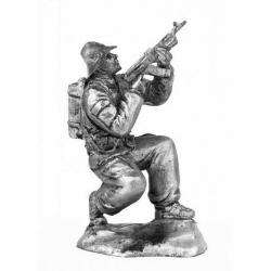 Airborne soldier, USSR. Afghanistan 1989 (794)