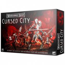"Warhammer Quest: Cursed City ""Вархаммер квест: ""Проклятый Город"" (англ.) (WQ-05)"