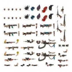 Necromunda: Esher Weapons & Upgrades (300-74)