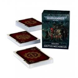 WH40K: Datacards Adeptus Mechanicus 9 ed. (59-02)