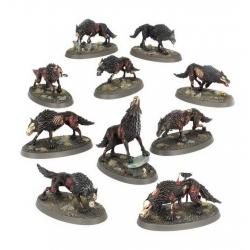 Soulblight Gravelords: Dire Wolves (91-45)