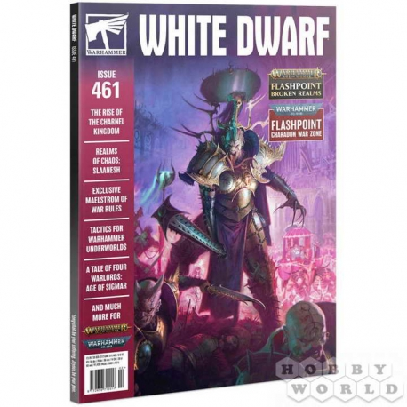 WHITE DWARF 461 WHITE DWARF 461 February 2021 (WD02-60)