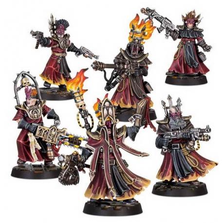 Necromunda: Cawdor Redemptionists (300-76)