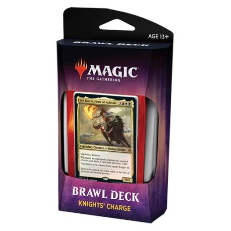 MTG. Throne of Eldraine: Brawl Deck - KNIGHTS' CHARGE (C6746000)