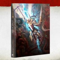 """AOS Core Book 3rd ed. (Hardback) """"Эпоха Сигмара: Основная книга правил 3 ред. АНГЛ"""" (80-03d)"""