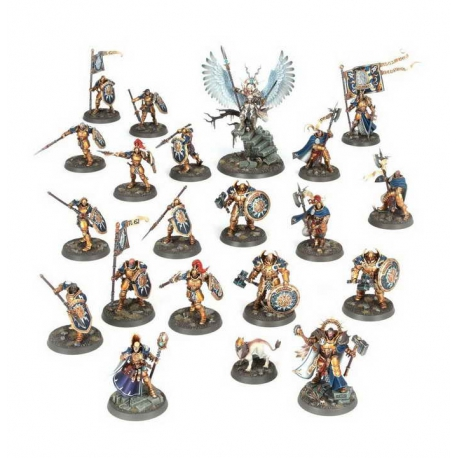 DIMINION'S STORMCAST ETERNALS ARMY (80-03-01)
