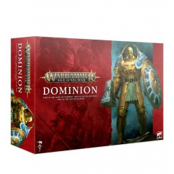 AOS: DOMINION - BOX & Booklet (ENGLISH) (80-03-03)