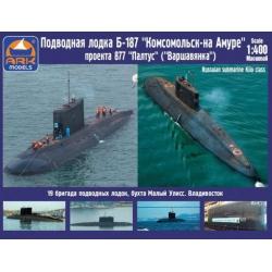 """Подводная лодка проект 877 """"Комсомольск-на-Амуре"""" (40016)"""