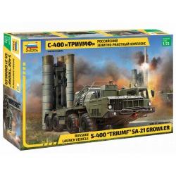"Russian launch vehicle S-400 ""Triumf"" SA-21 Growler (5068)"