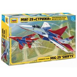 "Aerobatic team MiG-29 ""Swifts"" (7310)"