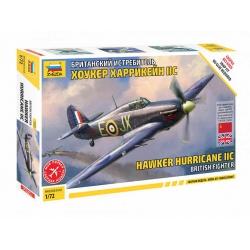 British Fighter Hawker Hurricane IIC (7322)