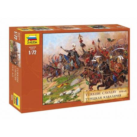 Turkish cavalry, XVII A.D. (8054)