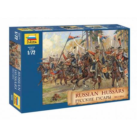 Russian Hussars, 1812-1814 (8055)