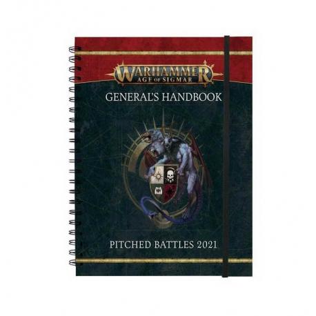 GENERAL'S H/BOOK: PITCHED BATTLES '21 EN (80-18)