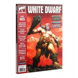 "WHITE DWARF 465 (JUN-21) (ENGLISH) ""Журнал ""Белый Карлик Июнь 2021"" (WD06-60)"