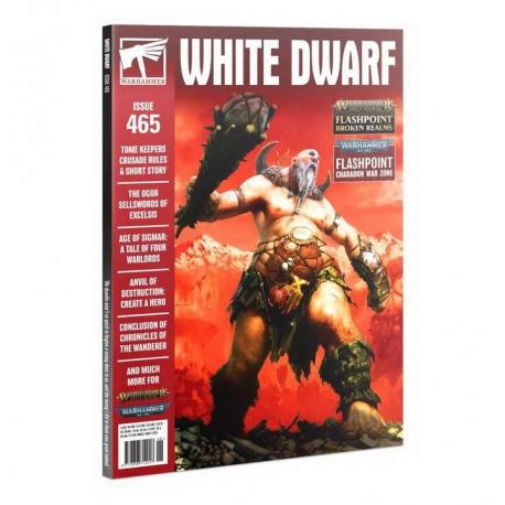 WHITE DWARF 465 (JUN-21) (ENGLISH) (WD06-60)