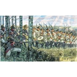 Австрийская пехота (Наполеоновские войны) 1:72