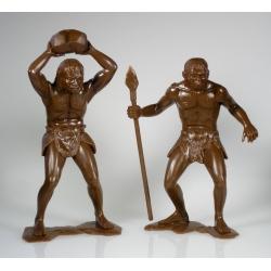 Пещерные люди, набор №3 из 2 фигур (150 мм)