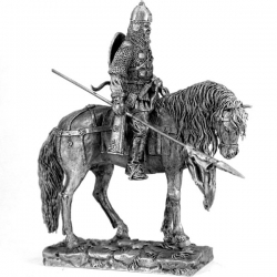 Russian warrior mid-13th century