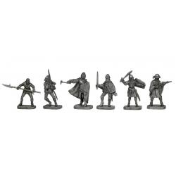 Грюнвальдская битва, Тевтонский одрен