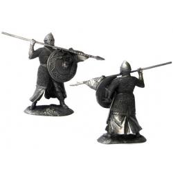 Рыцарь-крестоносец, 12 век