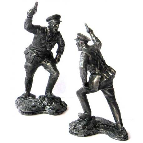 Майор стрелковых войск, 1941-43 гг.