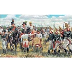 Austrian & Russian General st.