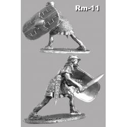 Римский легионер эпохи Юлия Цезаря
