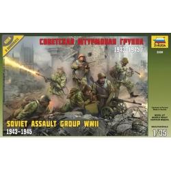 Советская штурмовая группа 1943-1945 (3509)