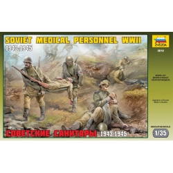 Soviet Medical Personnel WWII