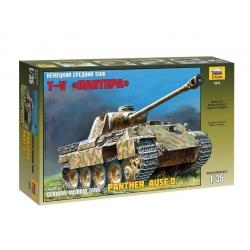 Pz.Kpfv.V Panther (Ausf.D) - 3678