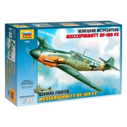 MESSERSCHMITT BF-109 F2 GERMAN FIGHTER