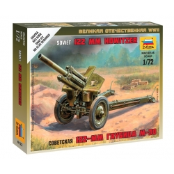 Soviet 122-mm Howizer