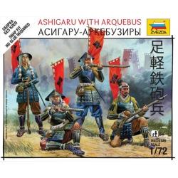 Ashigaru with arquebus