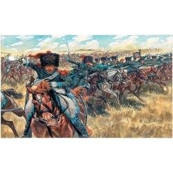 Наполеоновские войны - Французская легкая кавалерия 1:72