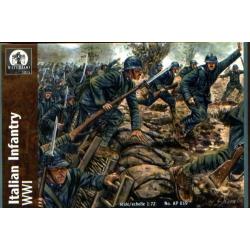 WW1 Итальянская артиллерия 1:72