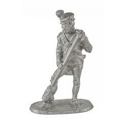 Бородино. Русский пушкарь
